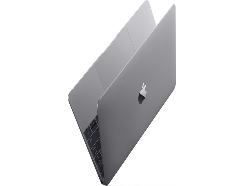 New Macbook 12 MNYH2 Silver Model 2017