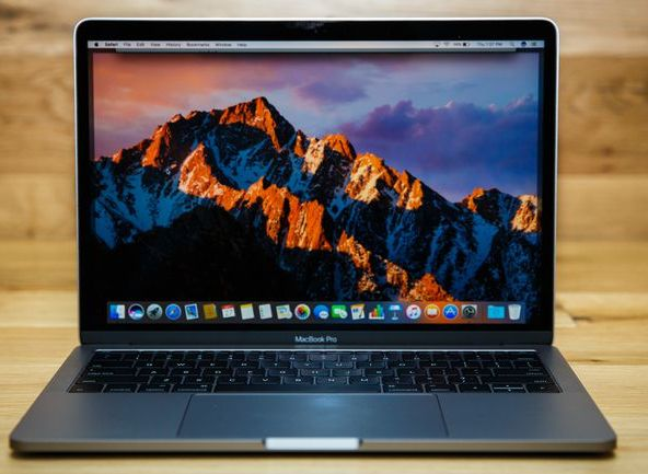 MacBook Pro 13in Touch Bar MNQF2 (SPACE GREY) hàng FPT