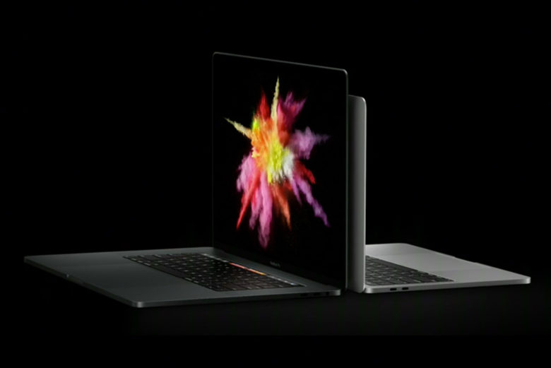MacBook Pro 15in Touch Bar MPTT2 Space Gray- Model 2017 Apple Việt Nam