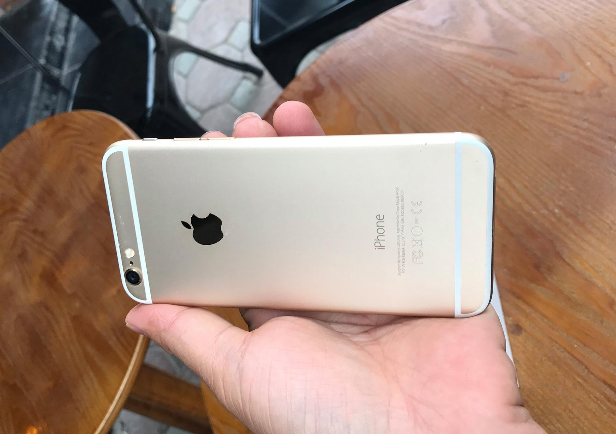 iPhone 6 16GB Gold -5.jpg