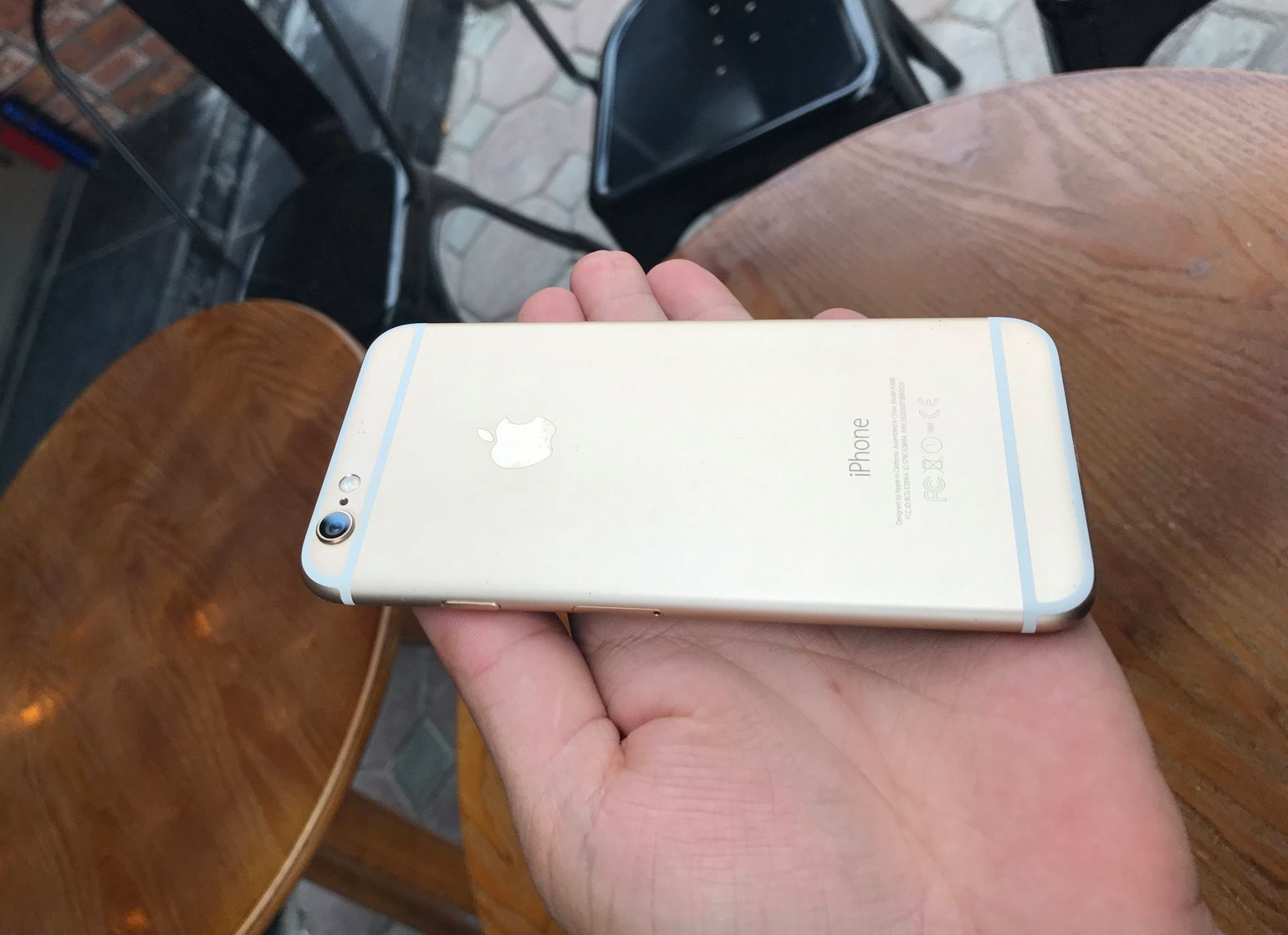 iPhone 6 16GB Gold -6.jpg