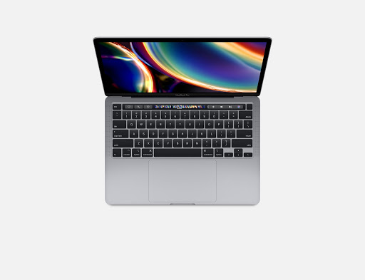 MacBook Pro MXK52 13in Touch Bar 512GB Space Gray- 2020