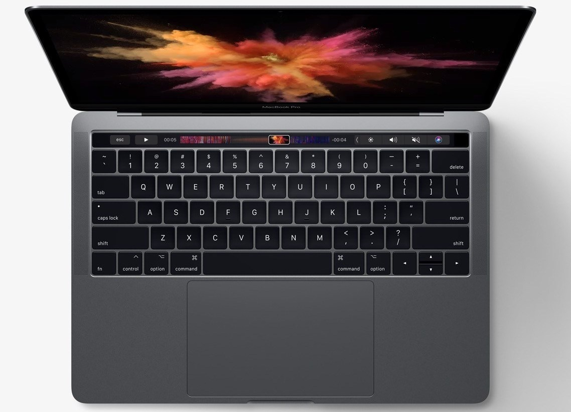 Macbook Pro 13 Touchbar MR9R2 BTO Core i7 Ổ cứng 1TB