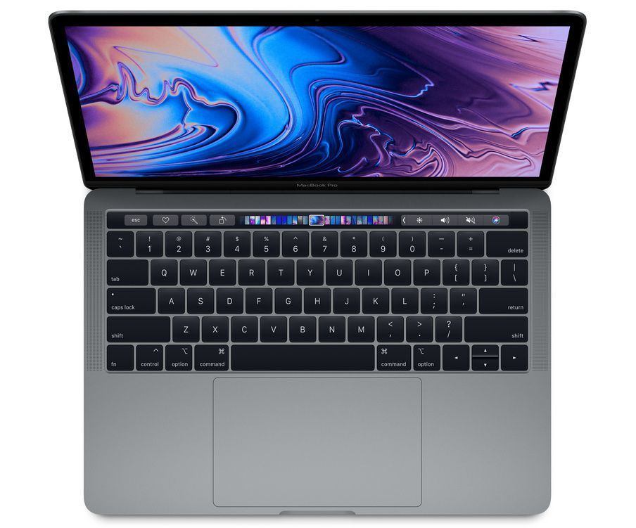 MacBook Pro 13in Touch Bar MR9R2 Space Grey- 2018