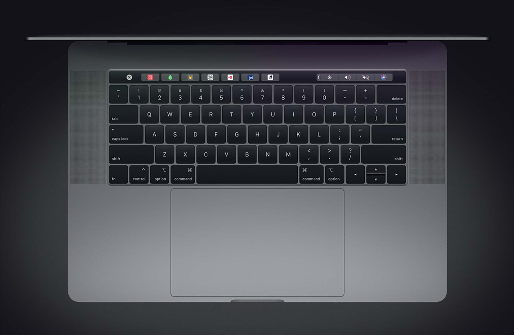 MacBook Pro 15in Touch Bar MR932 Space Grey- 2018