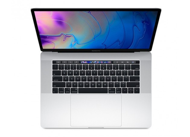 MacBook Pro 15in Touch Bar MR962 Silver- 2018