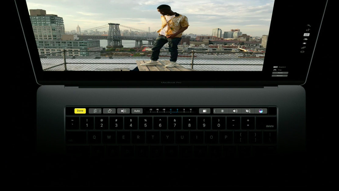 Macbook Pro Retina Touchbar MLH42 SPACE GREY