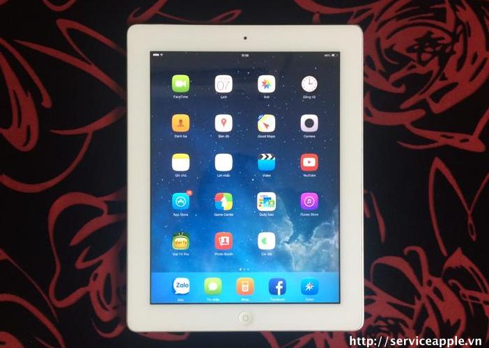 iPad 2 64GB Wifi 3G mới 98%