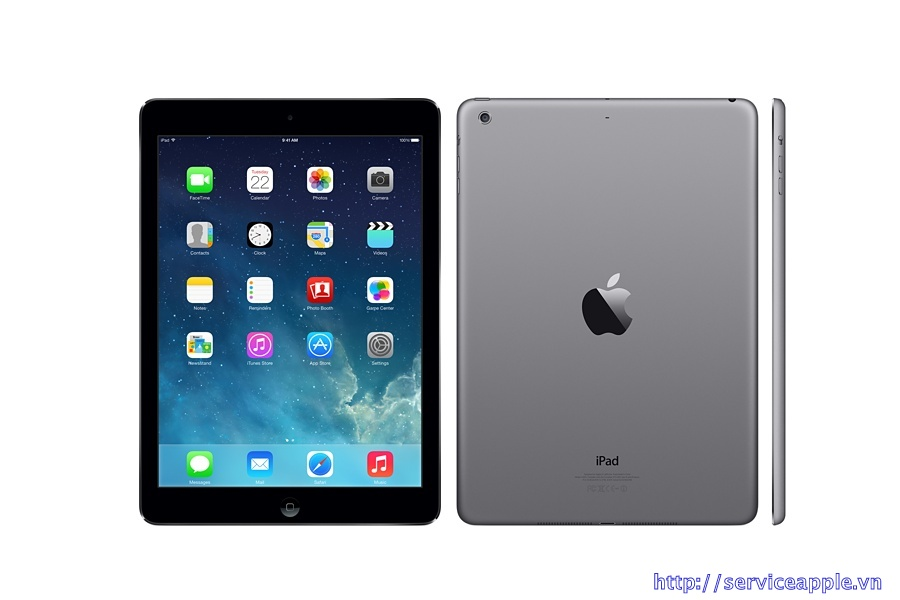 iPad Air 16GB wifi 4GB '' Trắng ''