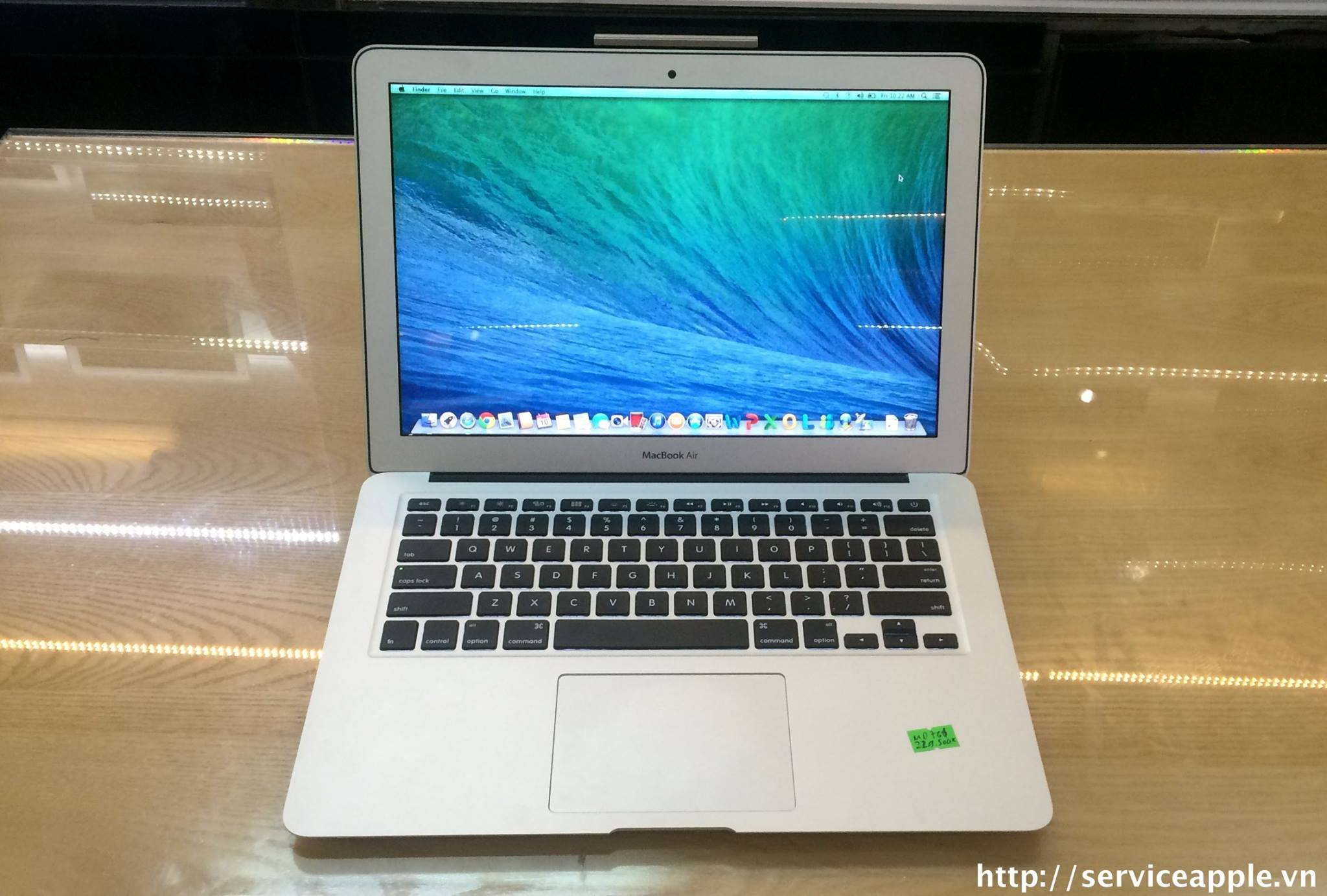 Macbook Air MD761 Full Option Ram 8GB