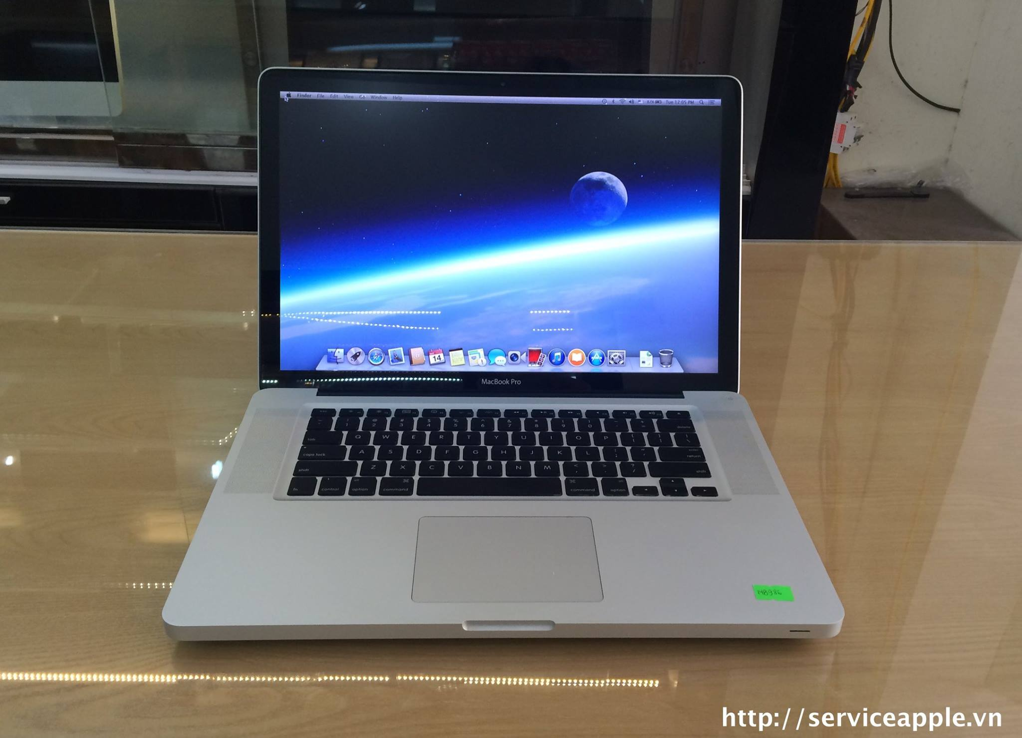 Macbook Pro MB986 Full Option