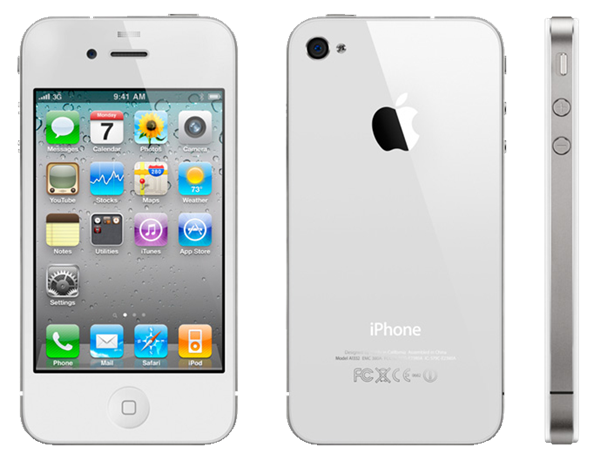iPhone 4S Trắng 16GB Quốc tế Like New