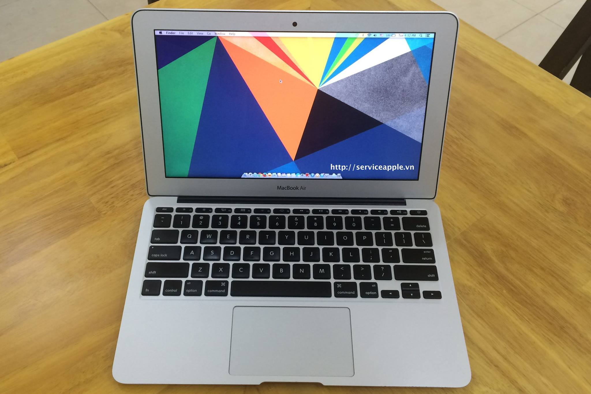 Macbook Air MD223 hàng Mỹ Ram 8GB