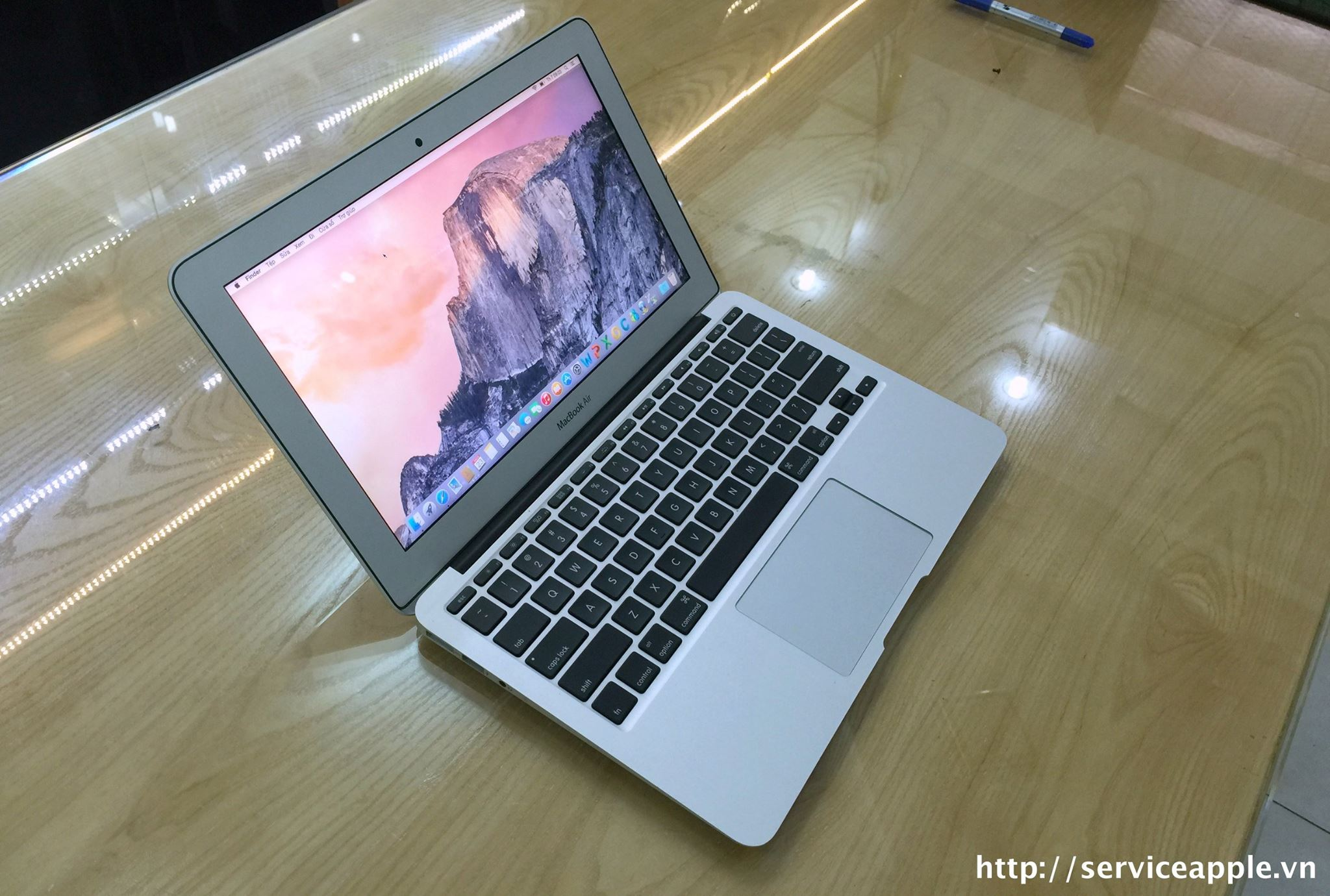 Macbook Air MD711B 2014