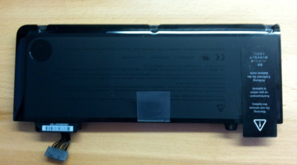 "Apple MacBook Pro 13.3"" A1278 Battery"