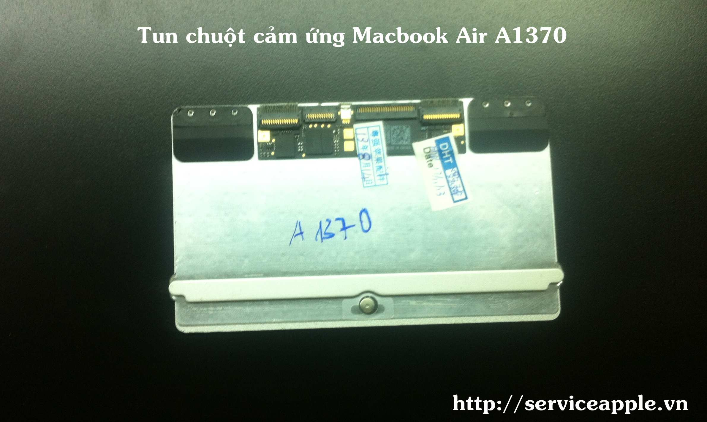 Tun chuot macbook Air A1370.JPG