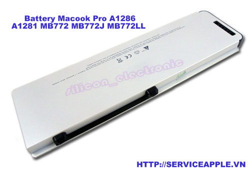 Battery  MacBook Pro A1286 A1281 MB772 MB772 A MB772J A MB772LL_1.JPG