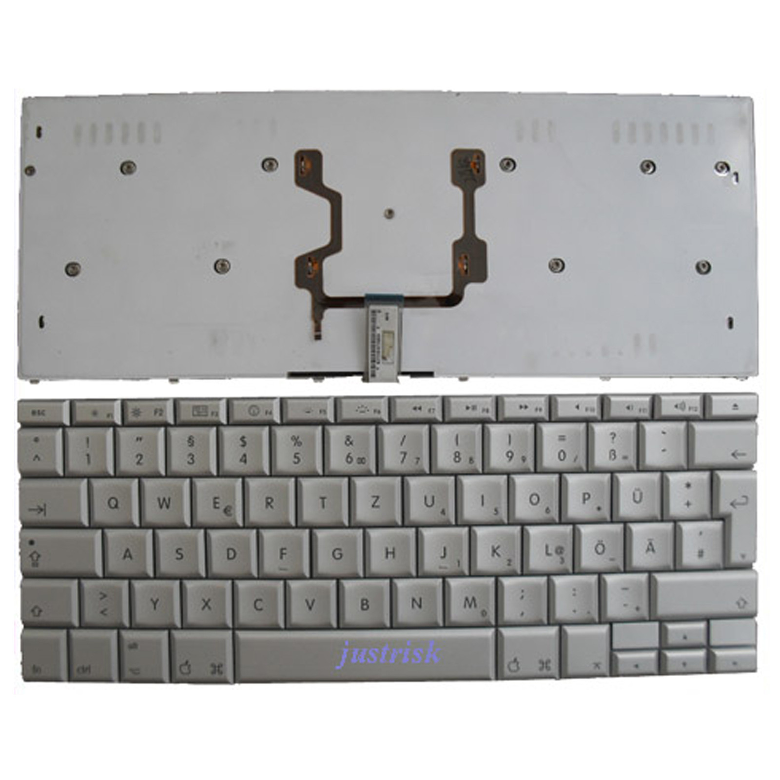 "Keyboard Apple MACBOOK PRO 15"" A1150 A1211 A1226 A1260"