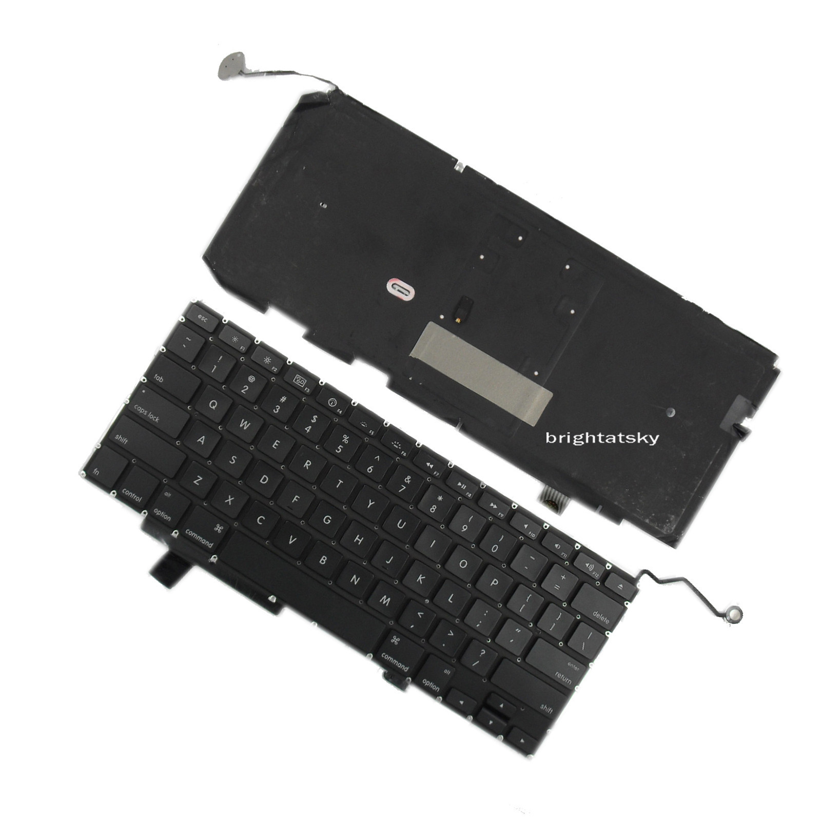 "Keyboard MacBook Pro 17"" Unibody A1297"
