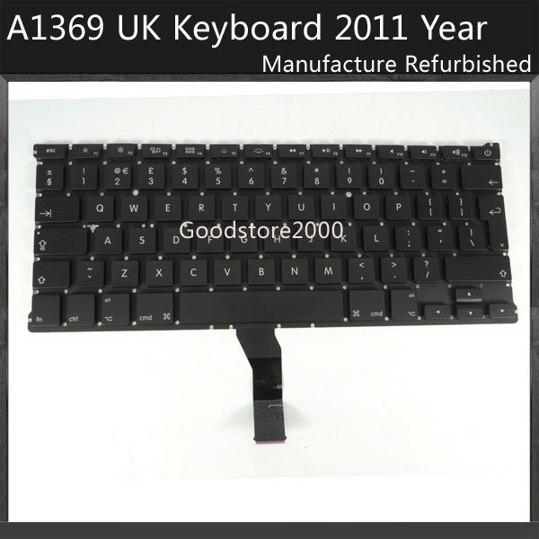 Macbook Air  A1466 UK Keyboard