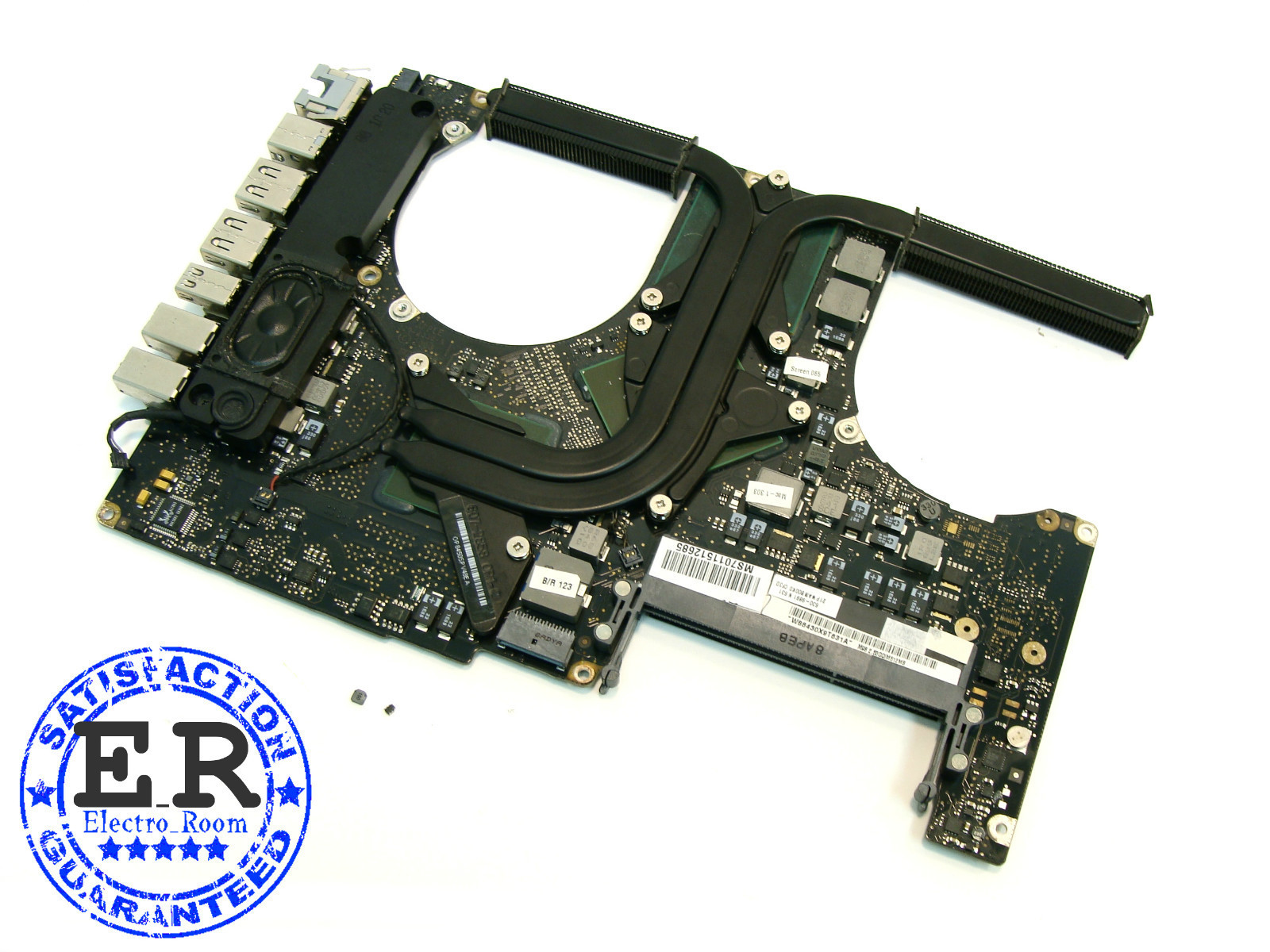 Công Ty Cổ Phần Thế Giới Số TLD - Motherboard Macbook - motherboard