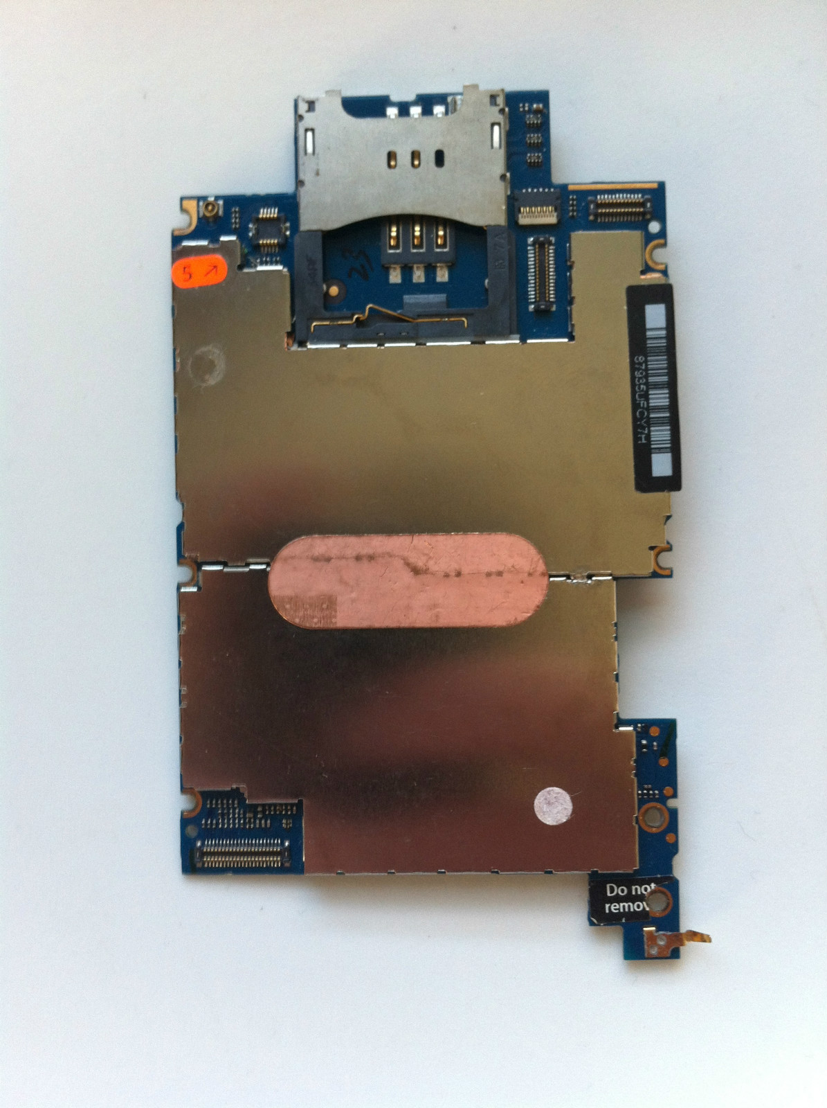 Apple iPhone 3G Motherboard 8G
