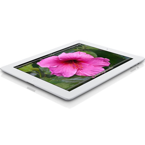 The New iPad Wi-Fi + 4G 64GB