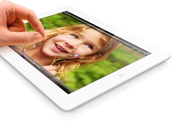 iPad With Retina Display Wifi + Cellular 32GB