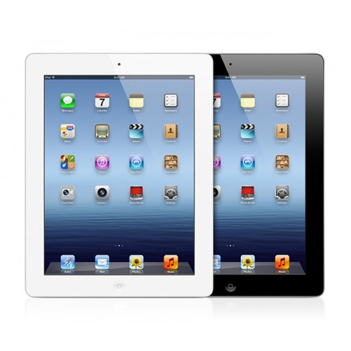iPad With Retina Display Wifi + Cellular 64GB