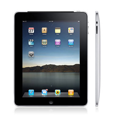 Apple iPad 1 (Apple A4 1GHz, 32GB Flash Drive