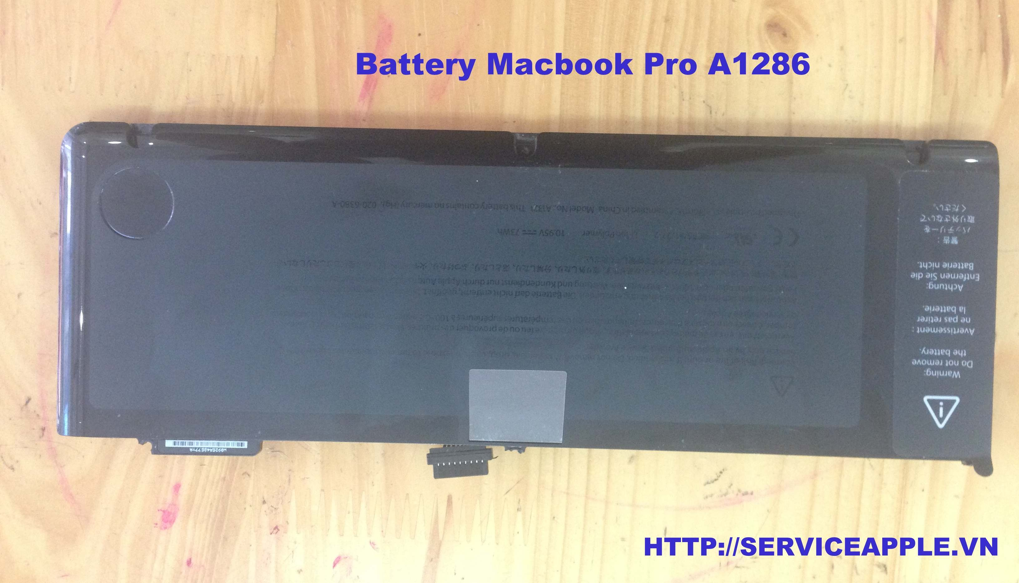 thay Pin Macbook Pro A1286.JPG